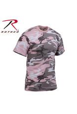 ROTHCO Rothco Vintage Camo Pink T-Shirt Sweater