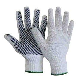 Jackfield Jackfield 1/12 dz PVC knit work glove