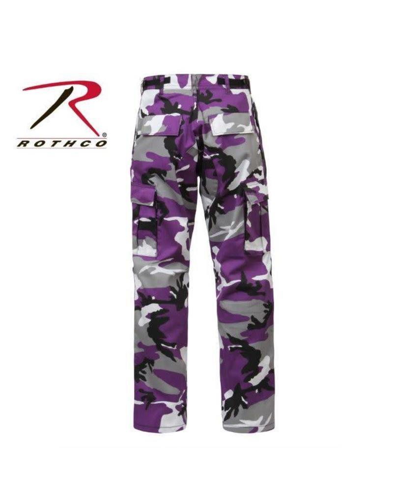 D'armée Pantalon Camo Surplus Général Mauve Rothco pqrwzvqI