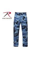 ROTHCO Pantalon Rothco Camo Bleu