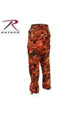 ROTHCO Pantalon Rothco Camo Orange