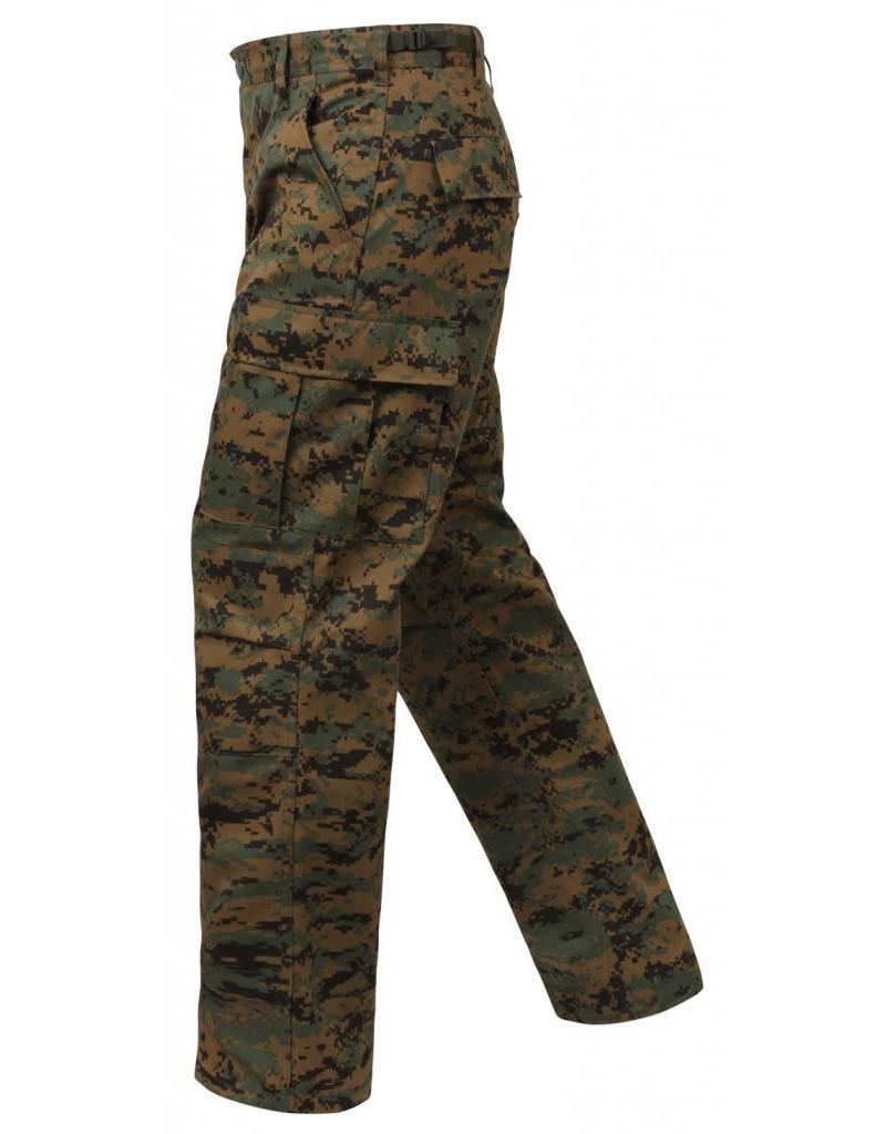 ROTHCO Rothco Digital Camo Tactical BDU Pants