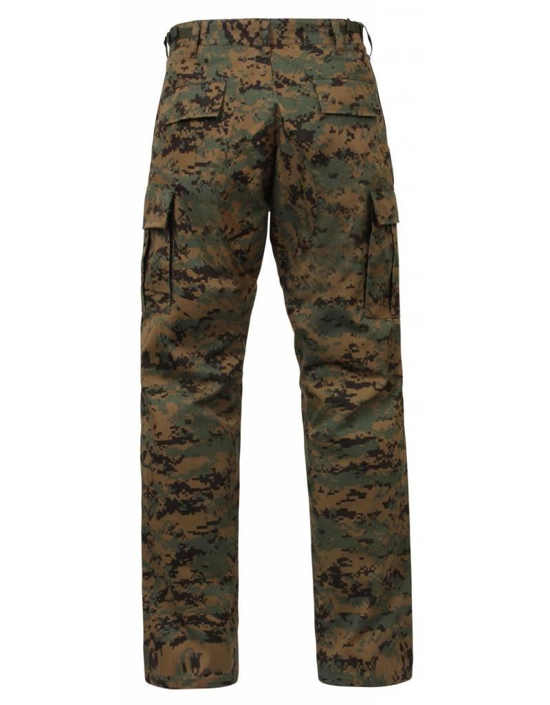 Rothco Digital Camo Tactical BDU Pants - Army Supply Store Military be304326fae
