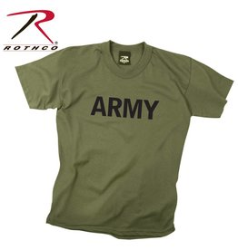 ROTHCO Rothco Kids Army Physical Training T-Shirt