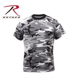 65b56178a Rothco Kids Long Sleeve Woodland Camo T-shirt - Army Supply Store ...