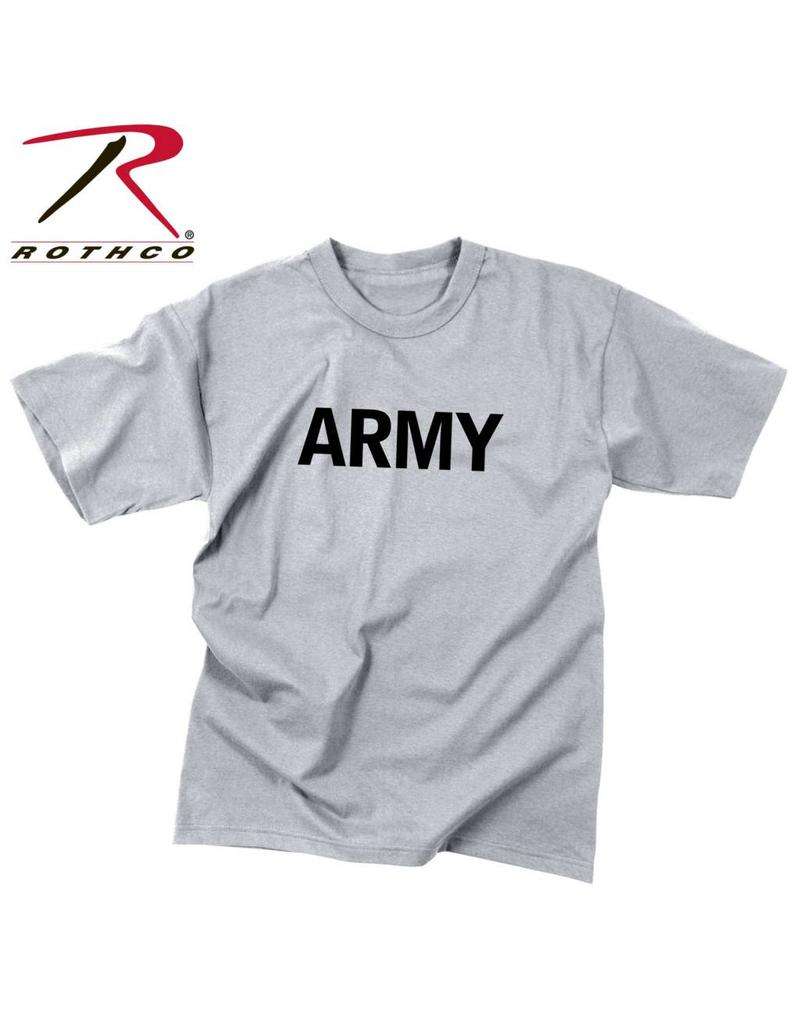 ROTHCO Rothco Kids Army Grey T-Shirt