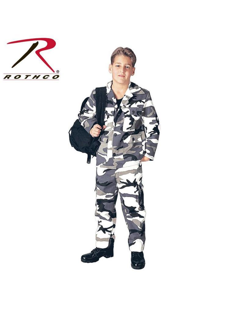 ROTHCO Rothco Kid's BDU Pants Urban Camo
