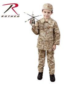 ROTHCO Pantalon Camouflage Enfant Desert