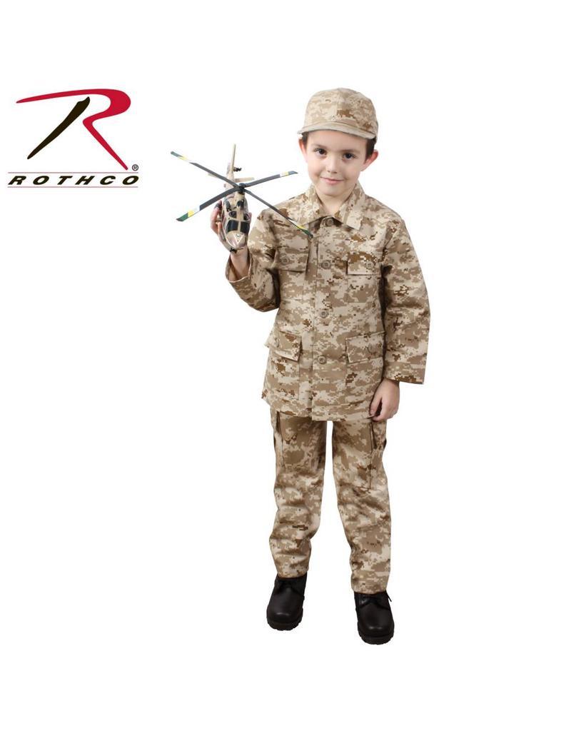 Rothco Kid S Bdu Pants Desert Camo Army Supply Store Military