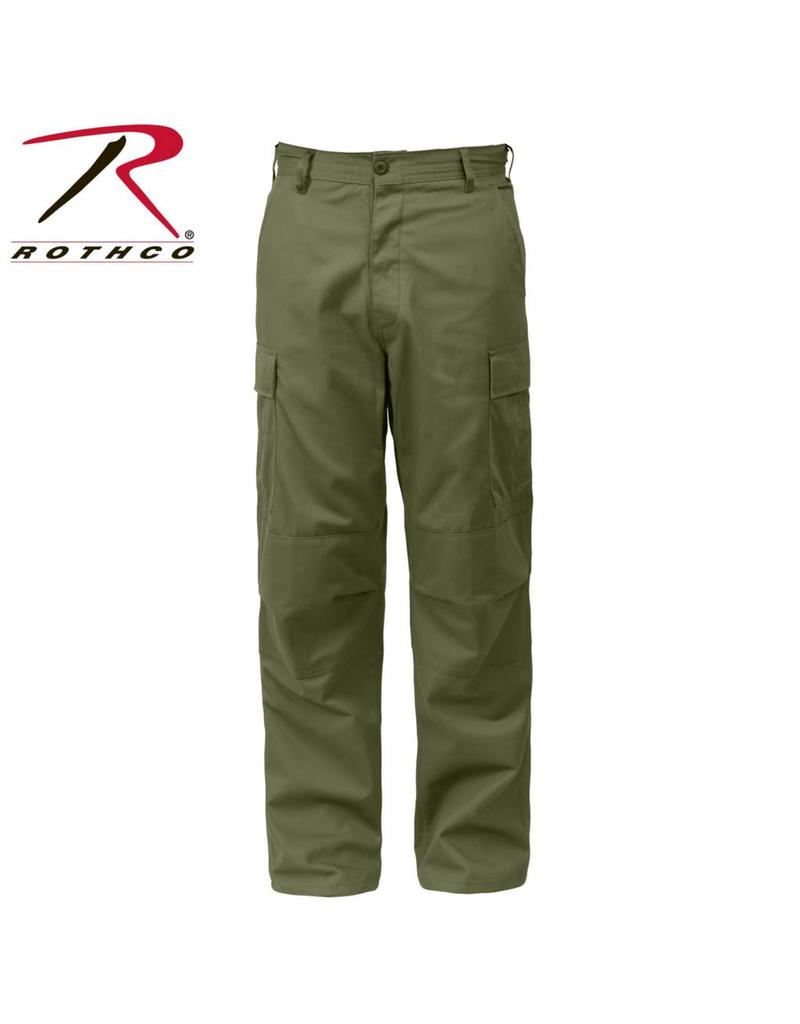 ROTHCO Pantalon Style Militaire Olive