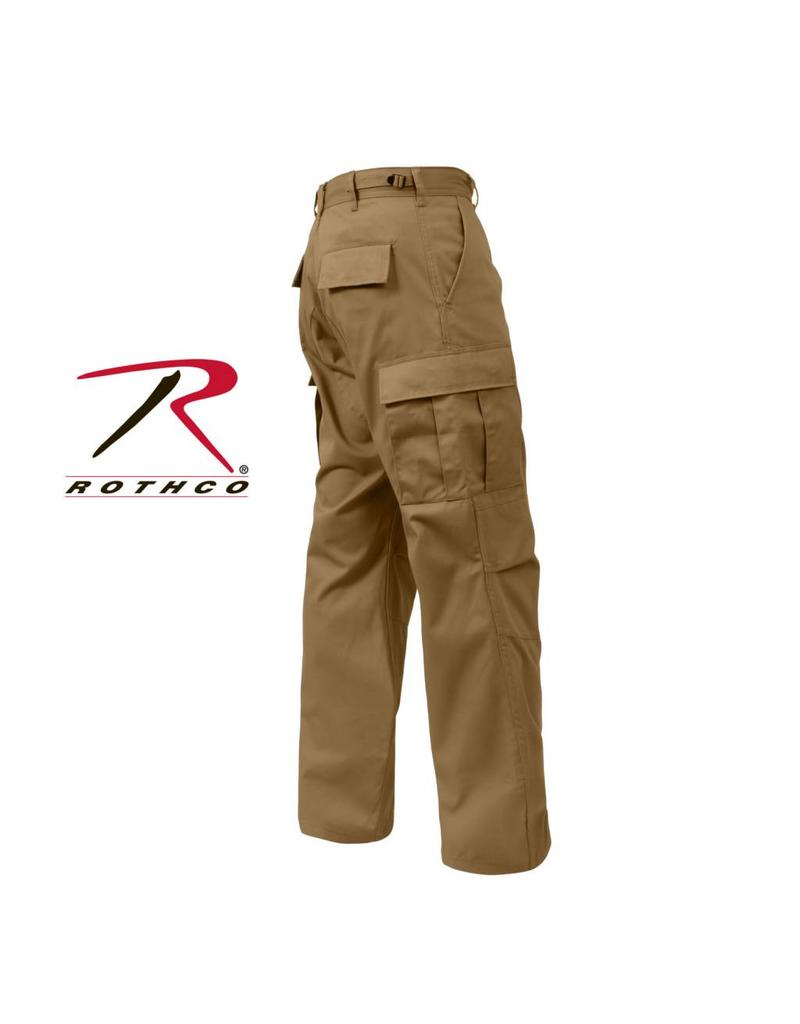ROTHCO Rothco Tactical BDU Pants Coyote