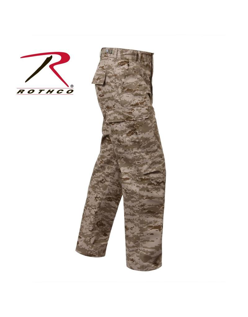 ROTHCO Rothco Digital Camo Tactical BDU Pants Desert Digital