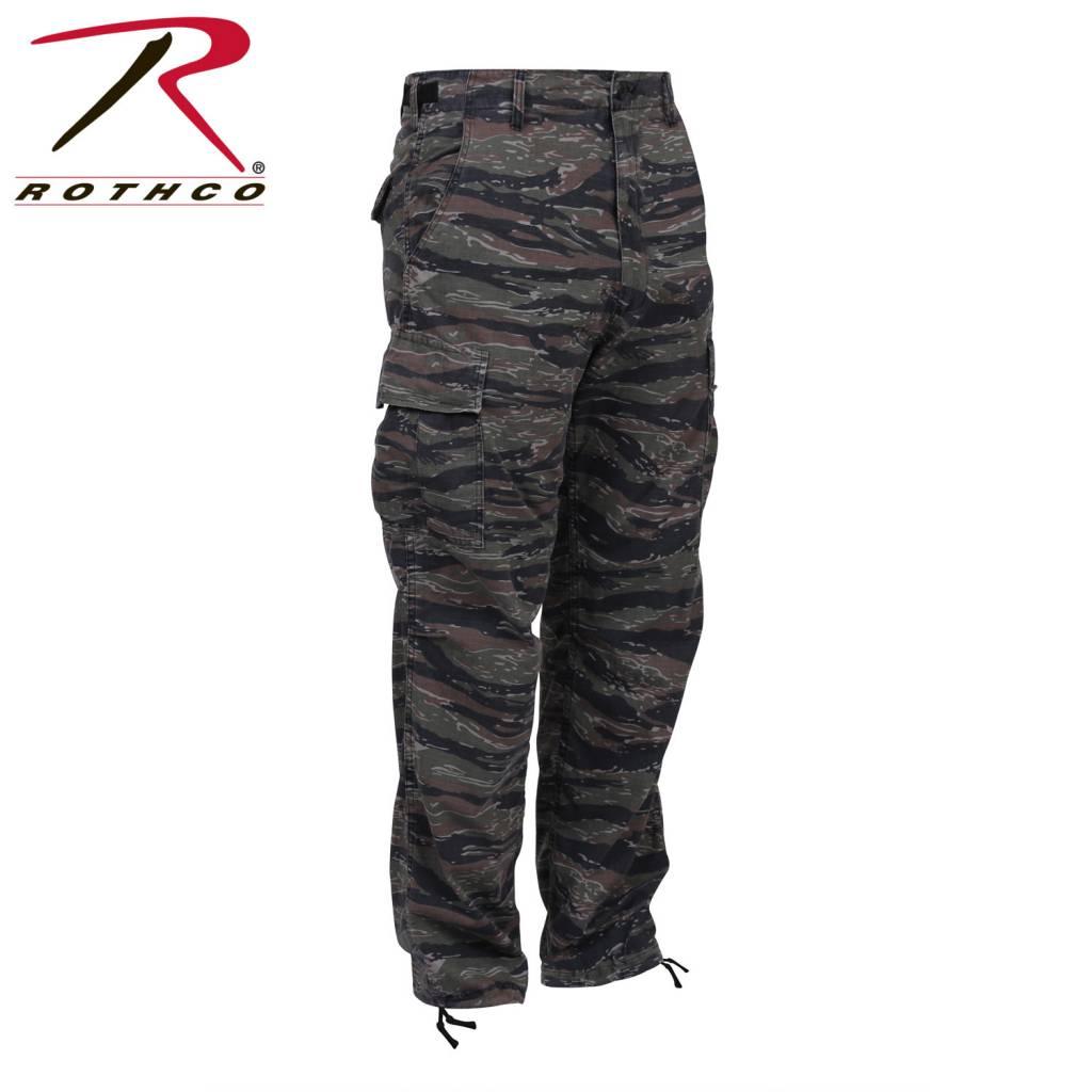 Style Militaire Pantalon Style Militaire Tiger Stripe Pantalon 2EID9H