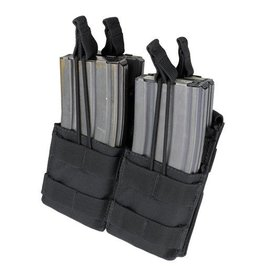 CONDOR Condor Double Stacker Open-Top M4 Mag Pouch MA43