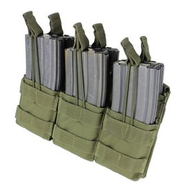 CONDOR Condor Triple Stacker Open-Top M4 Mag Pouch MA44