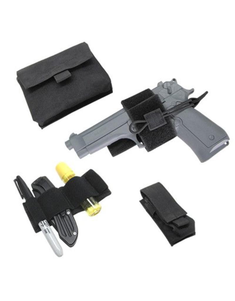 CONDOR Condor Rangement Valise Pour Pistolet 149