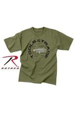 ROTHCO Chandail T-Shirt Vintage Tools Of Trade