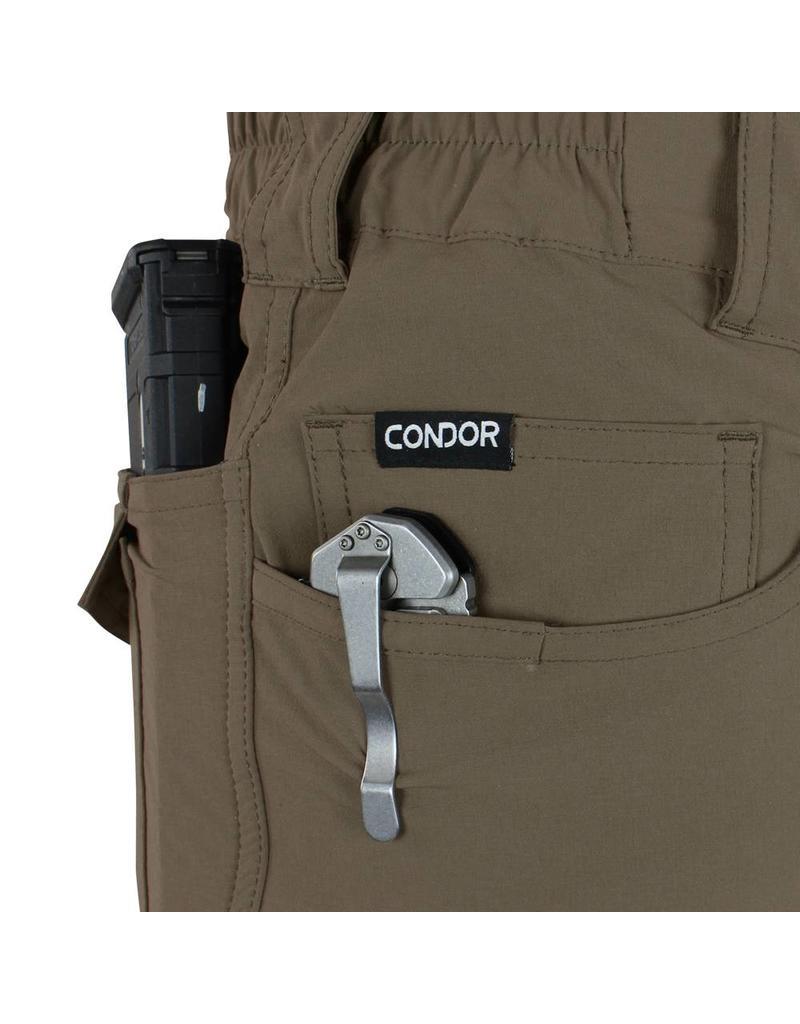 CONDOR Pants Condor Odyssey Black