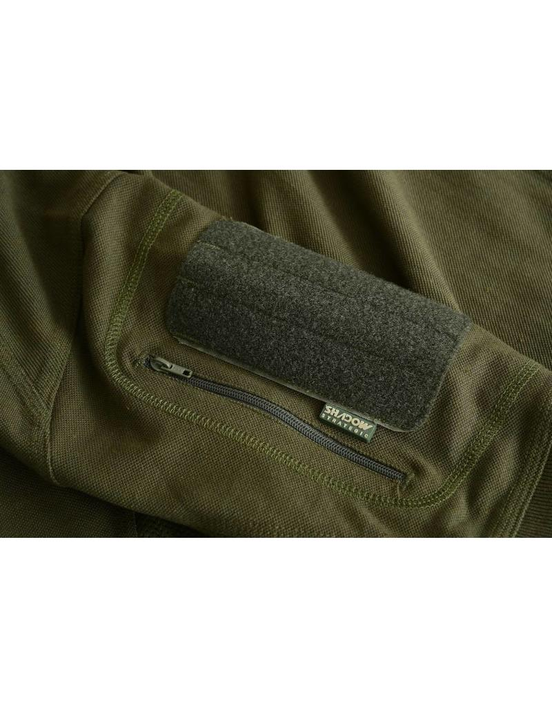 SHADOW Chandail Polo Shadow Tactical Olive OD