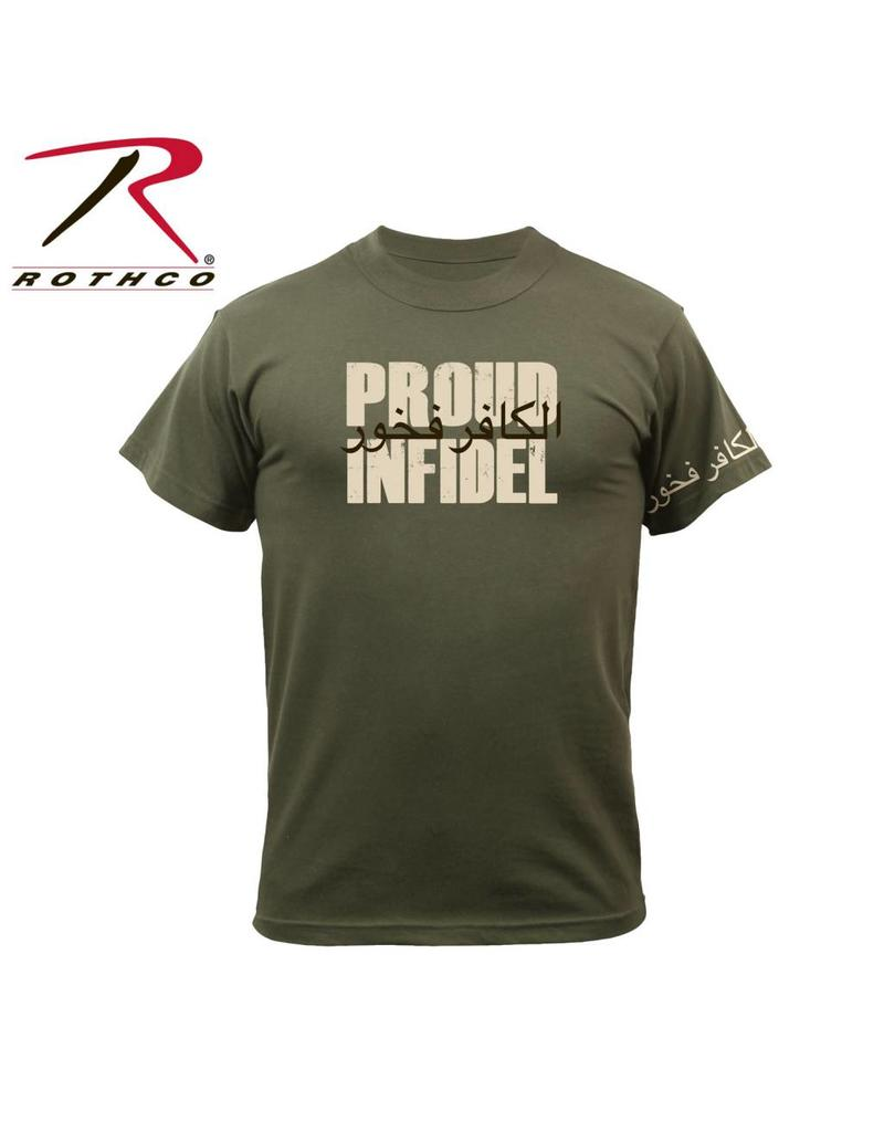 ROTHCO T-Shirt Rothco Infidel