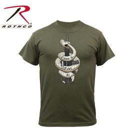 ROTHCO Chandail T-Shirt Rothco Come & Take It