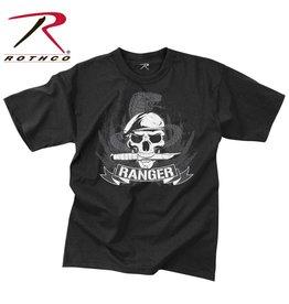 ROTHCO Chandail T-Shirt Rothco Ranger Skull