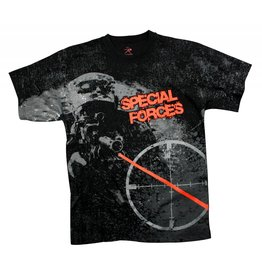 ROTHCO Chandail T-Shirt Rothco Special Force