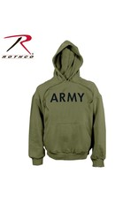 ROTHCO Rothco Army Pullover Hooded Sweatshirt