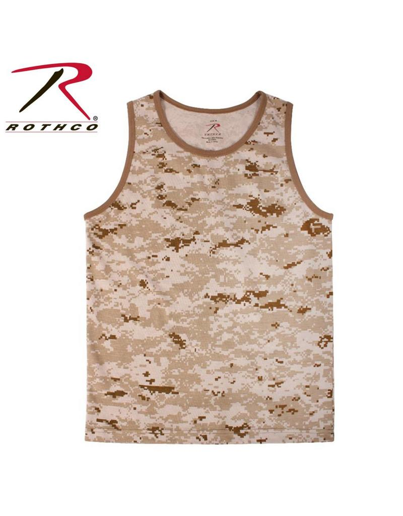 ROTHCO Camisole Rothco Camouflage Desert