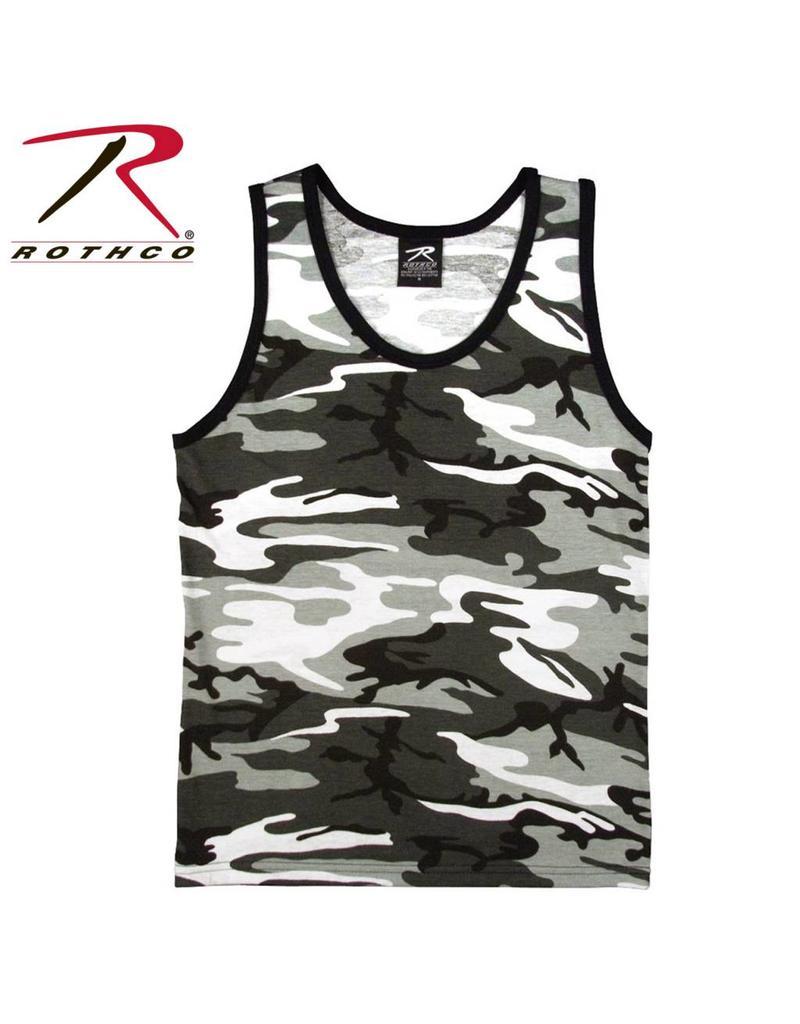ROTHCO Rothco Tank Top Camouflage
