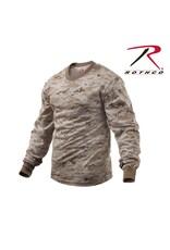 ROTHCO Rothco Long Sleeve Digital Camo T-Shirt