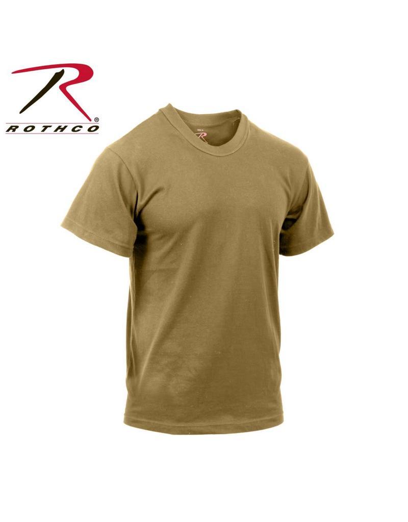 ROTHCO Rothco T-Shirt Respirant Coyote