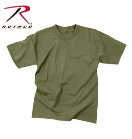 ROTHCO Rothco Moisture Wicking T-Shirts Olive