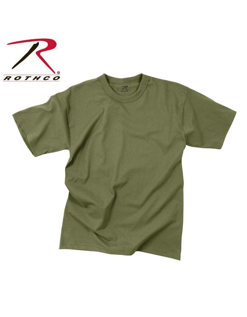 ROTHCO Rothco T-Shirt Respirant Olive