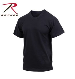 ROTHCO Rothco Moisture Wicking T-Shirts Black
