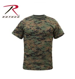 ROTHCO Chandail T-Shirt Rothco Marpat