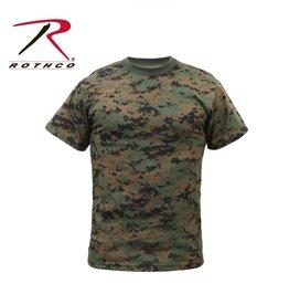 ROTHCO Rothco Digital Camo T-Shirt Marpat