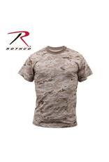 ROTHCO Rothco Digital Camo T-Shirt Desert
