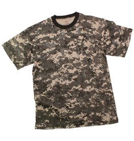 ROTHCO Chandail T-Shirt Rothco Subdued Camo