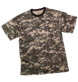 ROTHCO Rothco Digital Camo T-Shirt Subdued