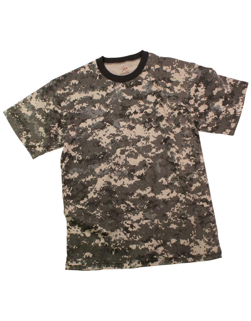 ROTHCO Chandail T-Shirt Rothco Subdued Camo
