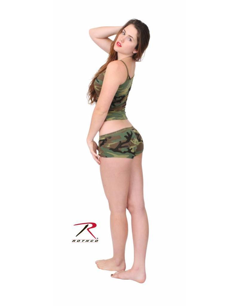 ROTHCO Rothco Sous-Vêtement Femme Camo Woodland