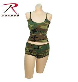 ROTHCO Rothco Woodland Camo Tank Top Women
