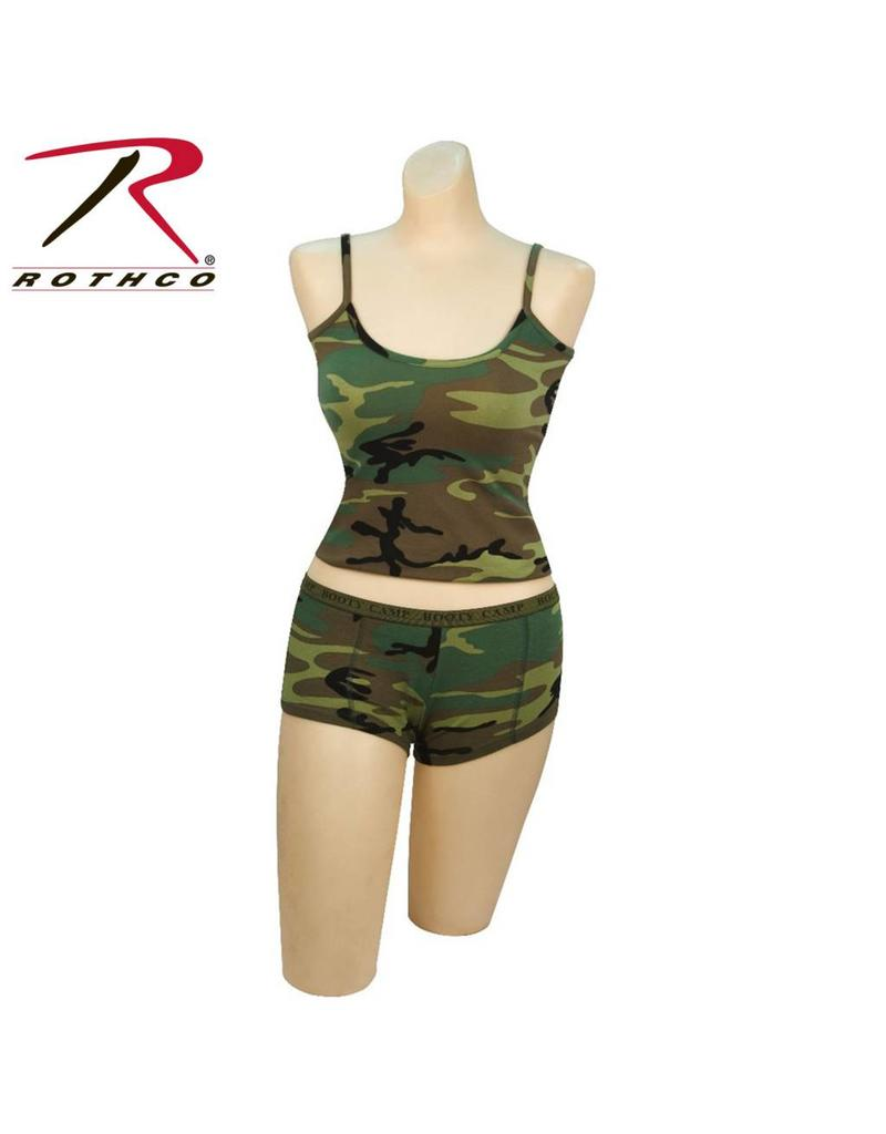 ROTHCO Rothco Sous-Vêtement Femme Top Woodland