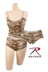 ROTHCO Rothco Sous-Vêtement Top Femme Camouflage Desert