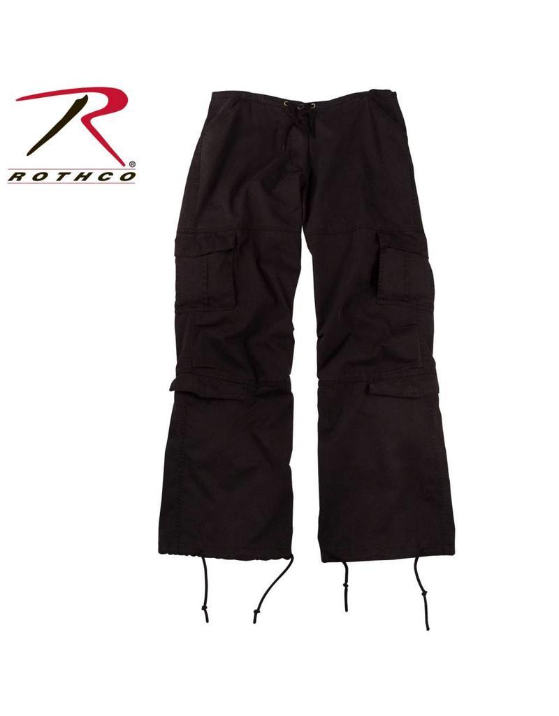 ROTHCO Rothco Pantalon Cargo Femme Noir