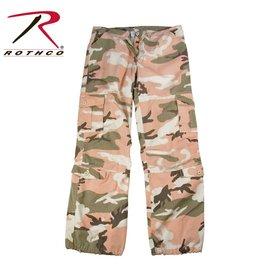 ROTHCO Rothco Pantalon Femme Camouflage rose