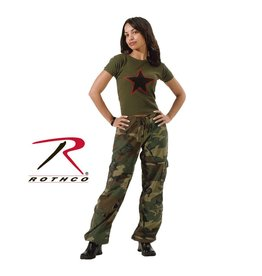 ROTHCO Rothco Pantalon Femme camo woodland