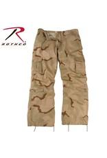 ROTHCO Rothco Womens Camo Vintage Paratrooper Fatigue Pants