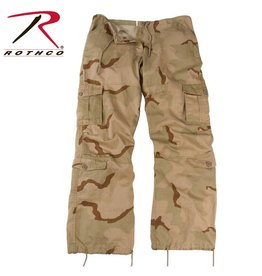 ROTHCO Rothco Womens Camo Vintage Paratrooper Fatigue Pants